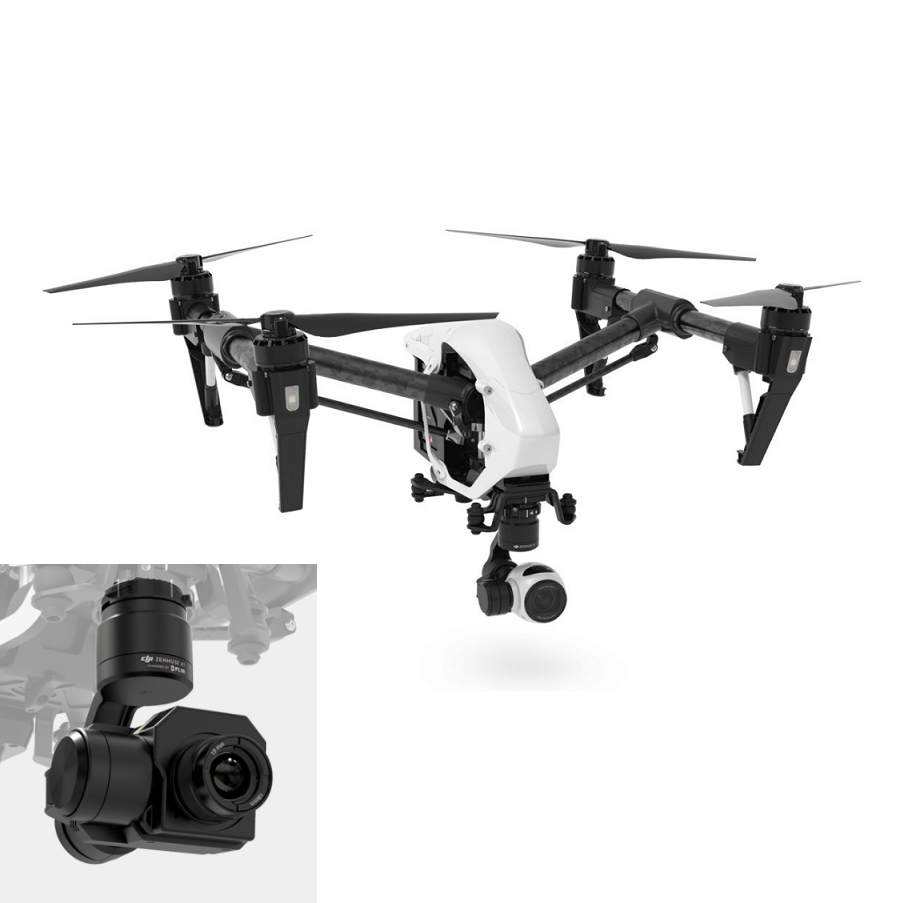 Dji Inspire 1 V20 Zenmuse Flir Xt Thermal Camera Bundle The Make Yourself Visible To Others When Your Flying Strobe Lights