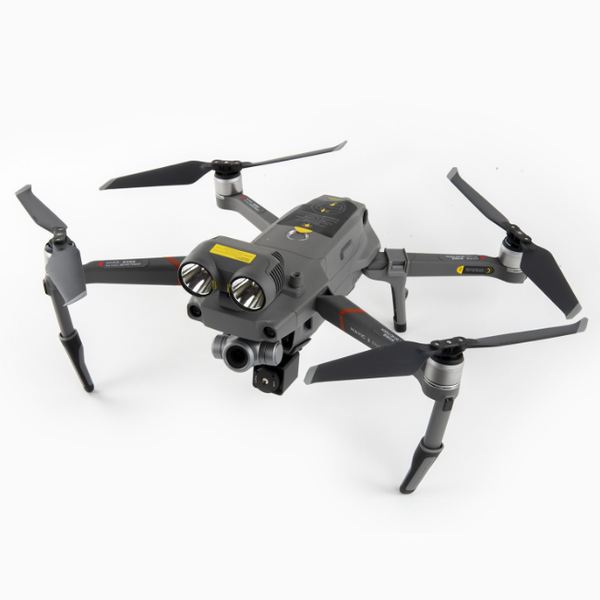 DJI Mavic 2 Enterprise Zoom w/ Custom FLIR 320 Boson Thermal Camera