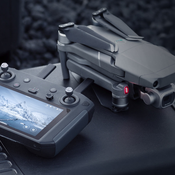 DJI Mavic 2 Enterprise Dual with Smart Controller and Enterprise Shield Basic