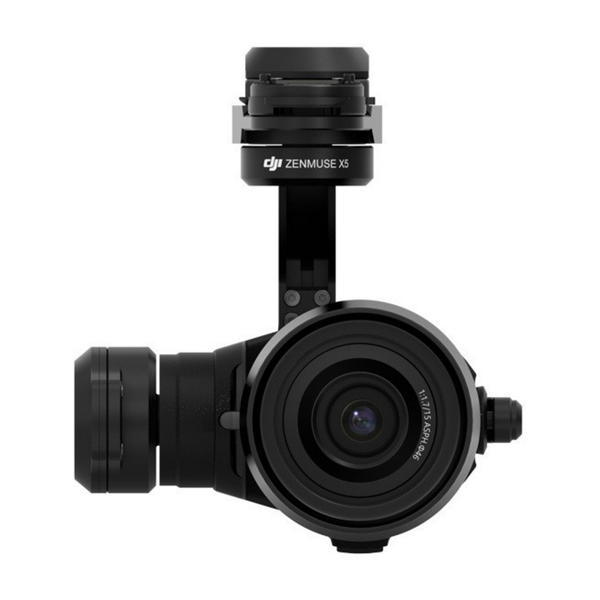 DJI Zenmuse X5 Gimbal & Camera with Lens