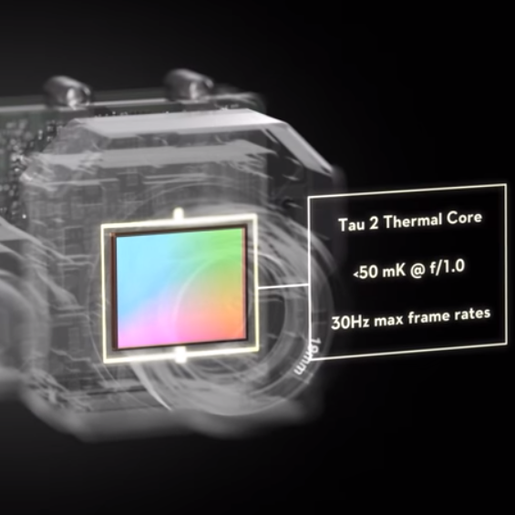 DJI FLIR Zenmuse XT2 336x256 30Hz Thermal Camera - Radiometric