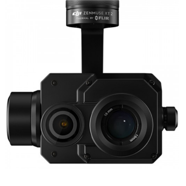 DJI FLIR Zenmuse XT2 336x256 9Hz Thermal Camera - Radiometric