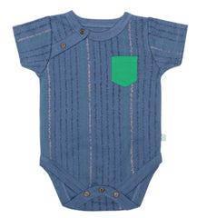 Robot Talk Organic Cotton Bodysuit - Angelic Threads