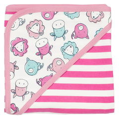 Farmyard Organic Cotton Baby Blanket - Angelic Threads