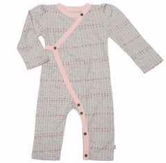Scribble Print Organic Coverall - Angelic Threads