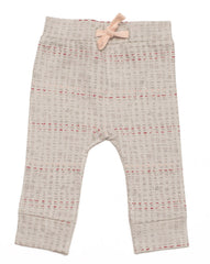 Scribble Print Organic Cotton Pants - Angelic Threads
