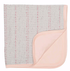 Scribble Organic Cotton Blanket - Angelic Threads