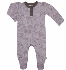 Fairytale Organic Cotton Footie - Angelic Threads