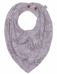 Fairytale Organic Cotton Bandana Bib - Angelic Threads