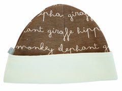 Word Organic Reversible Hat