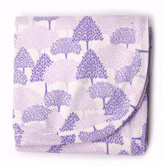 Forest Organic Cotton Blanket - Angelic Threads