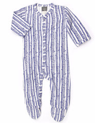 Birch Classic Organic Cotton Footie Jumpsuit