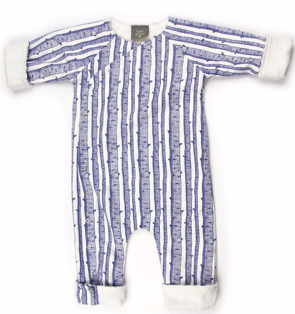 Birch Organic Cotton Kimono Jumpsuit - Angelic Threads