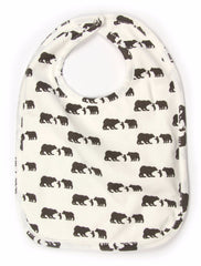 Three Bears Organic Cotton Bib