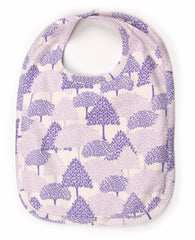 Forest Organic Cotton Bib - Angelic Threads