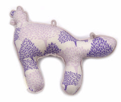 Hippo Organic Cotton Rattle - Angelic Threads
