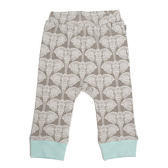 Elephants Organic Cotton Pants