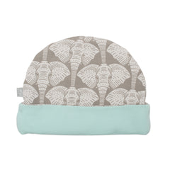 Elephants Organic Cotton Hat
