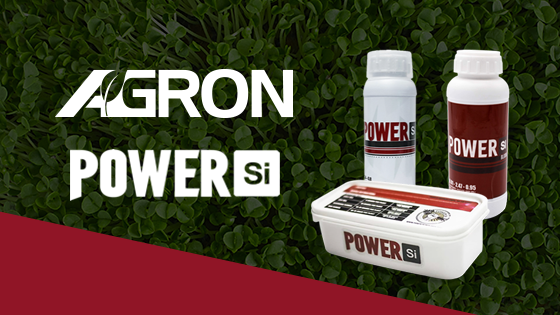 Featuring Agron x Power Si Monosilicic Acid for Plants