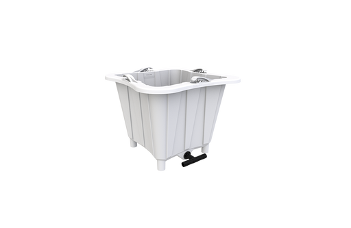1.2 Gallon Medical (Antimicrobial) Planter