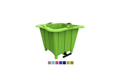 1.2 Gallon Color Planter