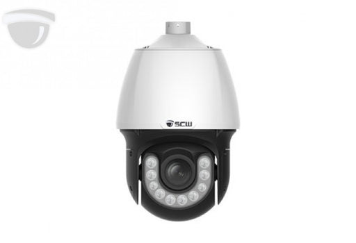 The Spotlight 2.0 - 26ZV-W - 2MP (1080P) IP PTZ Camera with 22x Optical Zoom & Full Spectrum Light
