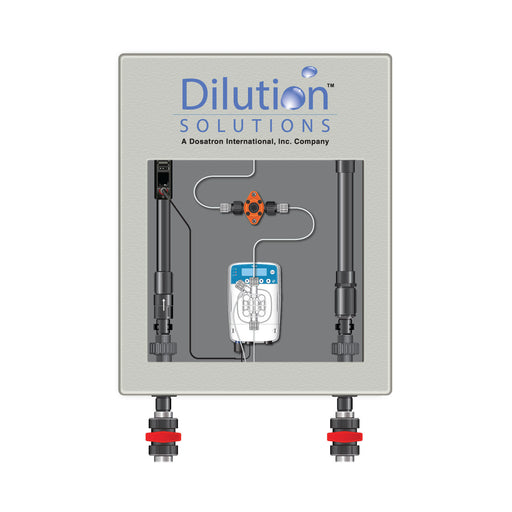 Ultrasonic Micro-Doser Cabinet pH Management System
