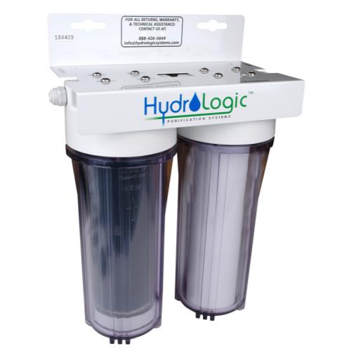 Hydro-logic® Small Boy™ with KDF85 Catalytic Carbon Filter