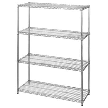 Tundra Shelving Unit 18x48 Cp+;