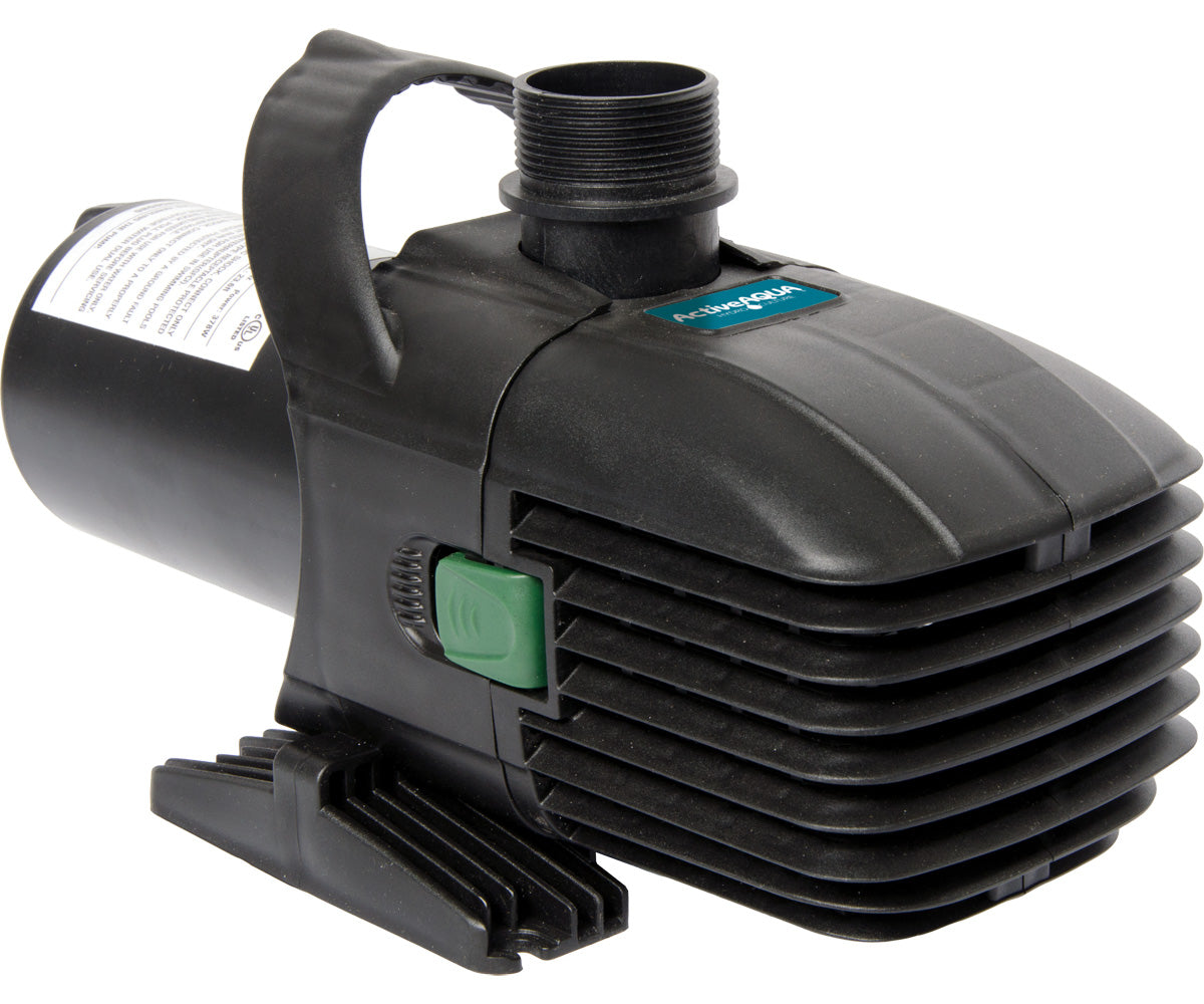 Active Aqua  Utility Submersible Pump, 2642 GPH /10,000 LPH