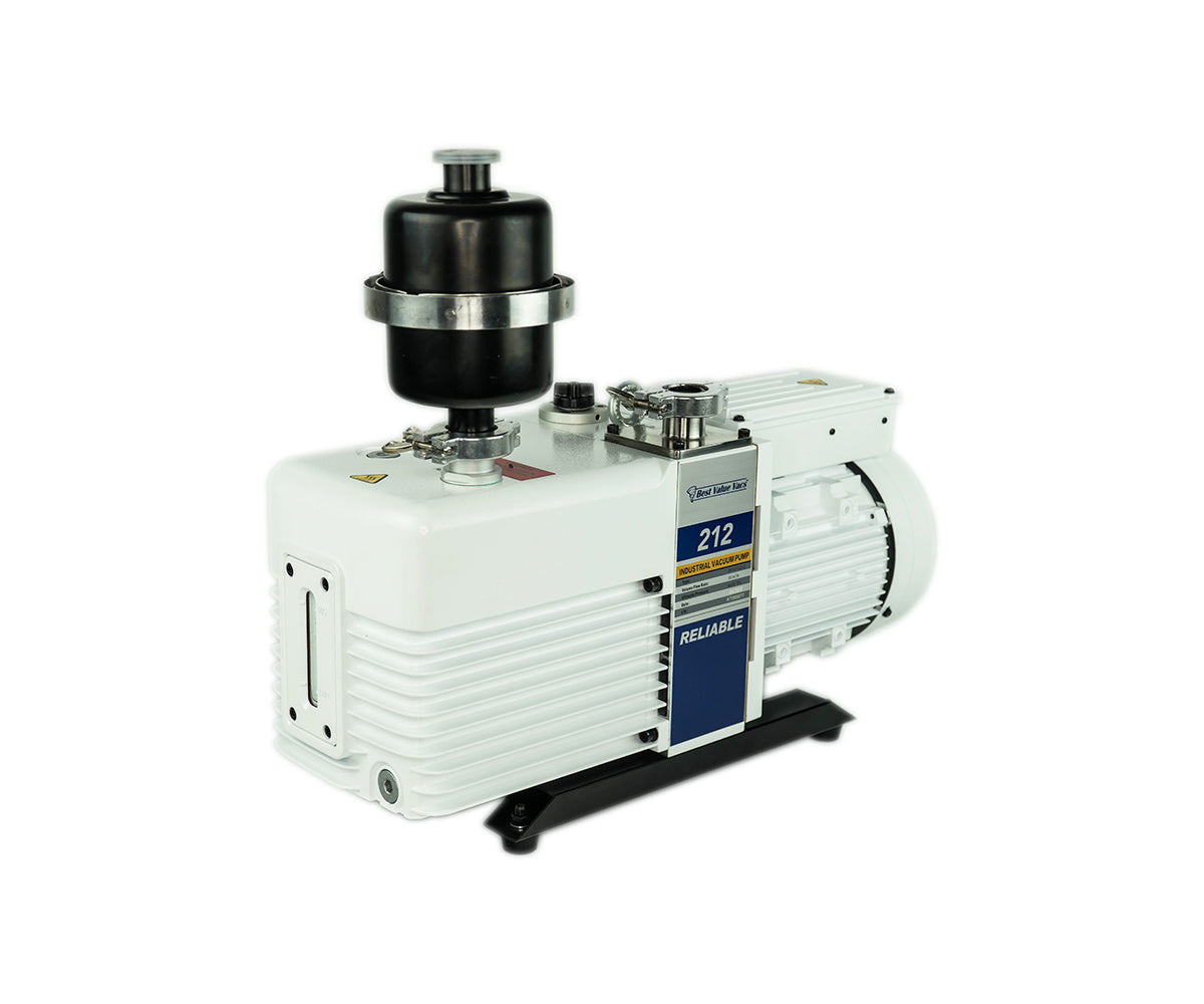 Best Value Vacs Pro Series 21.2 CFM Corrosion Resistant Two Stage Vacuum Pump