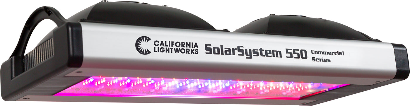 SolarSystem 550 Programmable Spectrum LED, 90-277V