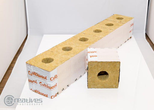 Cultilene 4x4x4 Block w/ Optidrain (144 pieces per carton/case)