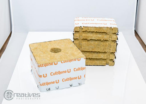 Cultilene 6x6x4 Block w/ Optidrain (64 pieces per carton/case)