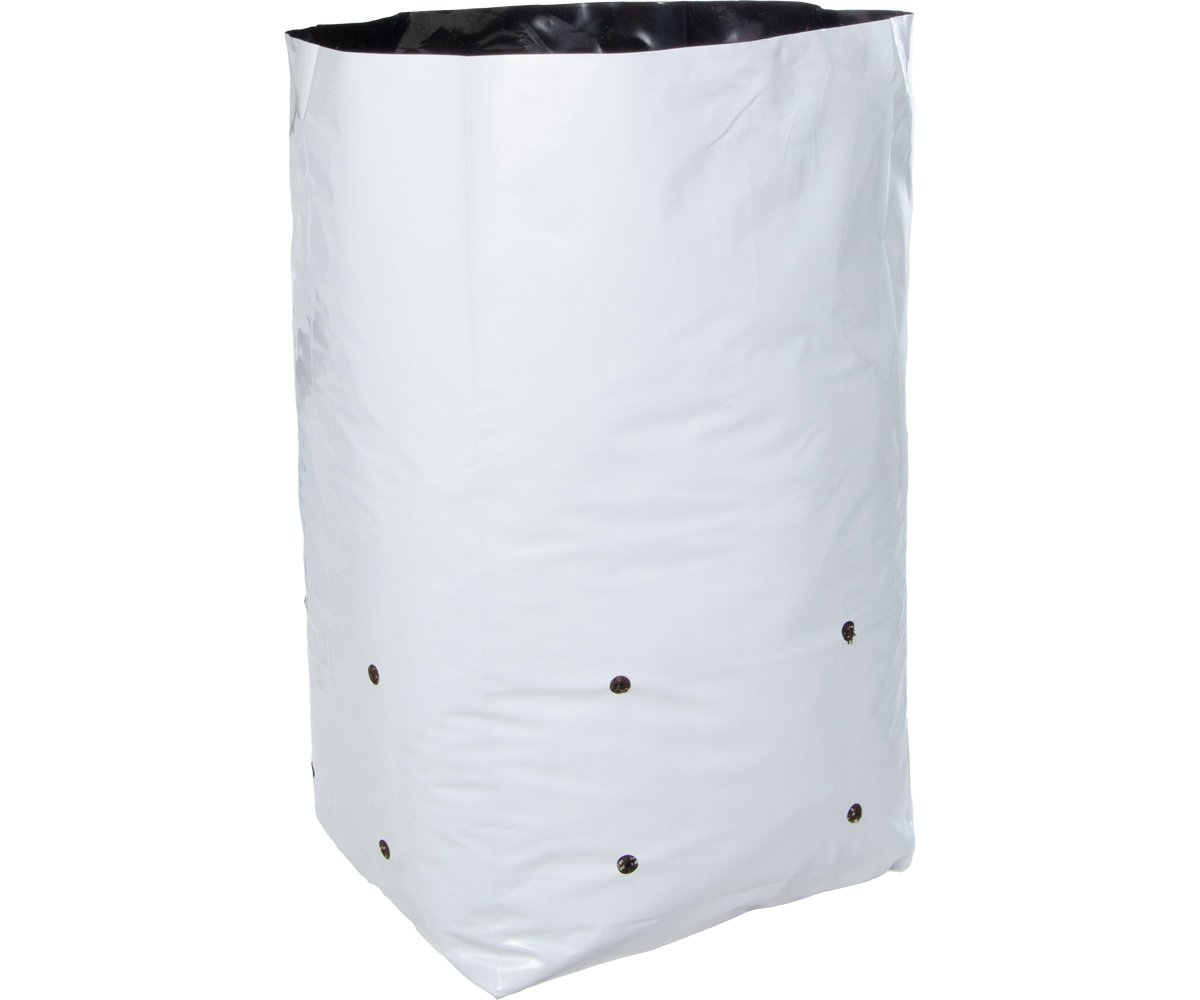 Hydrofarm Black & White Grow Bags