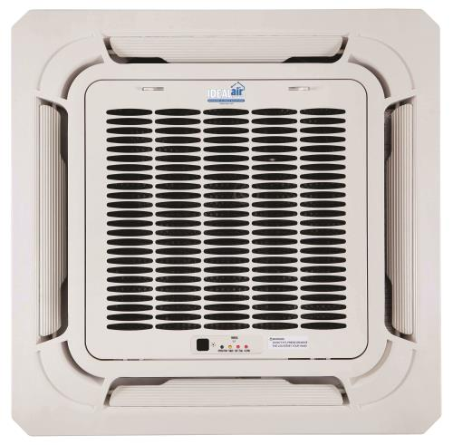 Ideal-Air™ Pro-Dual™ 24,000 BTU Multi-Zone Heating & Cooling Ceiling Mount Cassette