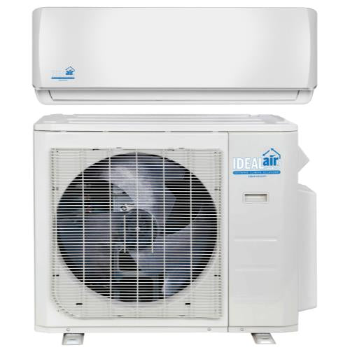 Ideal-Air™ Pro Series Mini Split 24,000 BTU 16 SEER Heating & Cooling