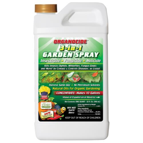 Organocide™ 3-in-1 Organic Insecticide