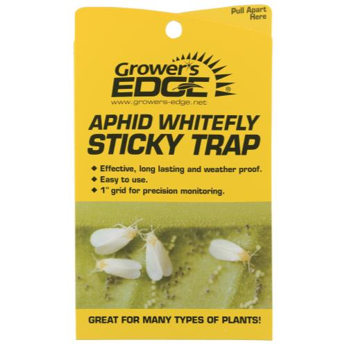 Grower's Edge® Sticky Whitefly Traps