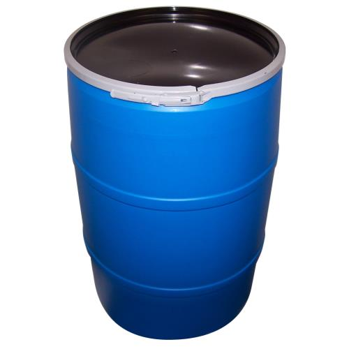 55 Gallon Barrel with Lid - Food Grade