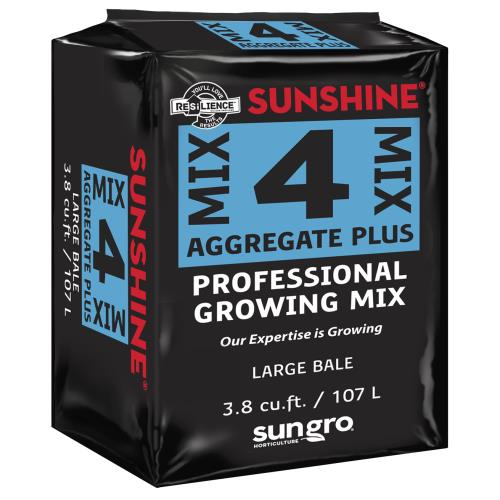 Sunshine® Mix #4 Aggregate Plus