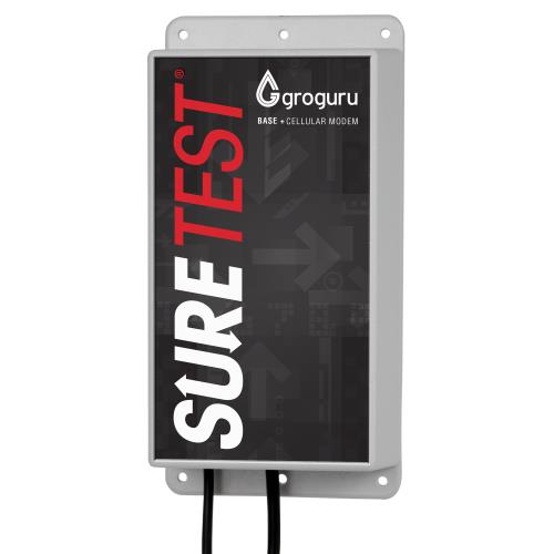 Sure Test® GroGuru Base with Cellular Modem