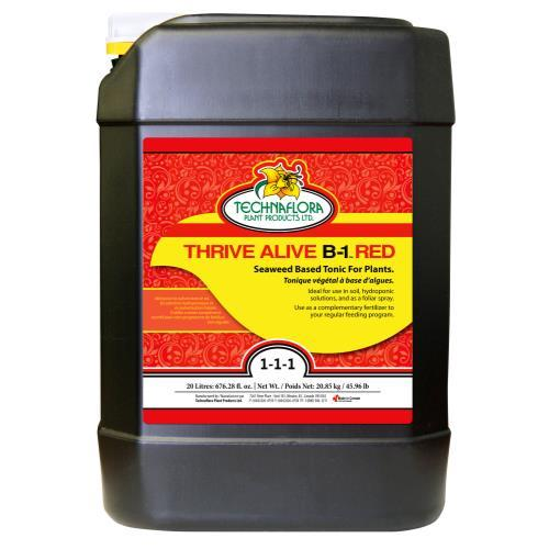 Technaflora® Thrive Alive B-1™ Red  1 - 1 - 1