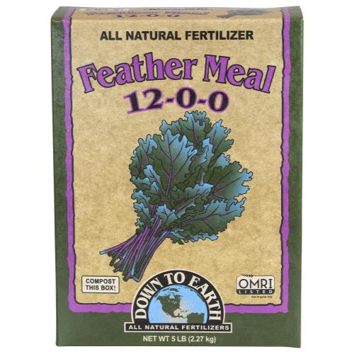 Down To Earth™ Feather Meal  12 - 0 - 0