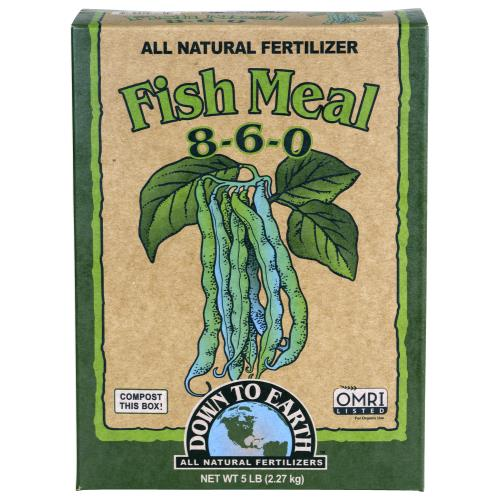 Down To Earth™ Fish Meal  8 - 6 - 0