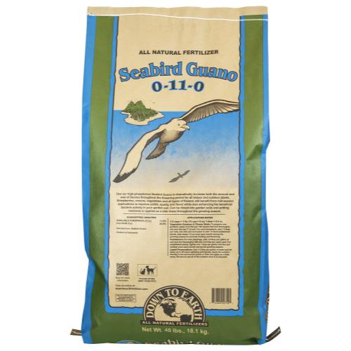 Down To Earth™ Seabird Guano  0 - 11 - 0