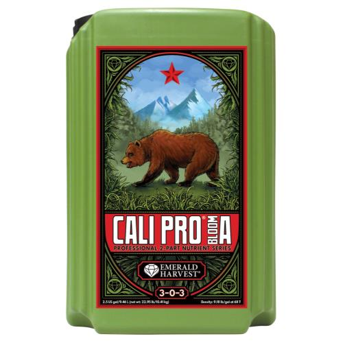Emerald Harvest® Cali Pro® Bloom A 3 - 0 - 3 & B 1 - 4 - 6