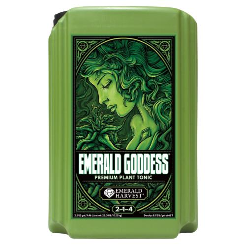 Emerald Harvest® Emerald Goddess®  2 - 1 - 4