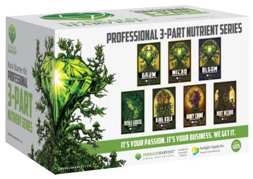 Emerald Harvest® Kick-Starter Kit