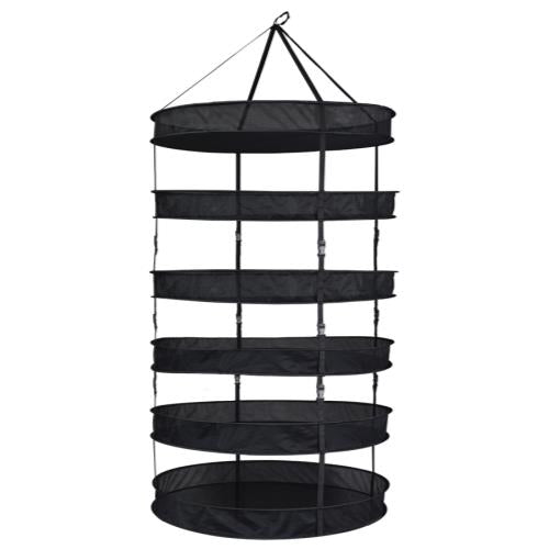 Grower's Edge® Dry Rack with Clips